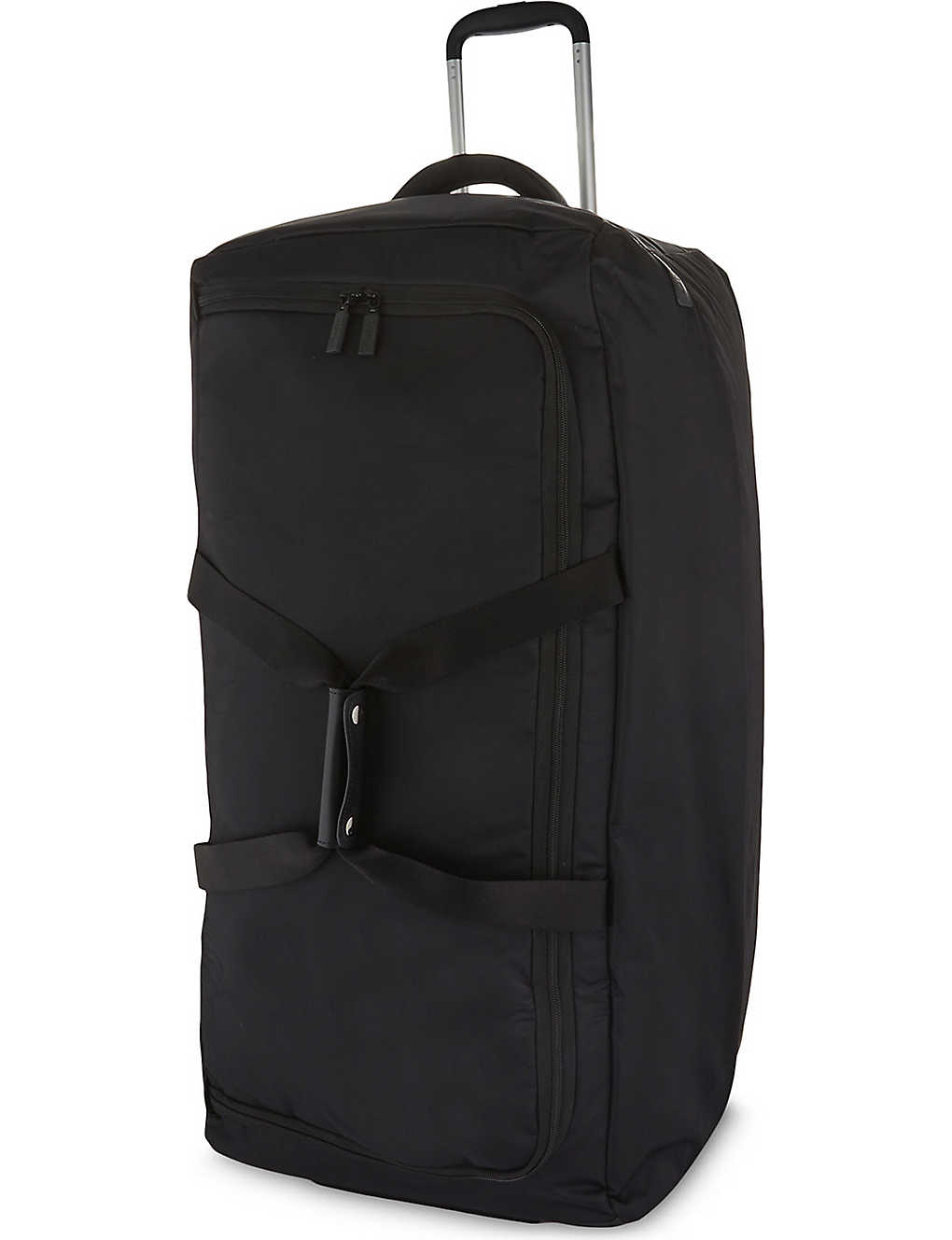 LIPAULT: Foldable wheeled duffel bag 78cm