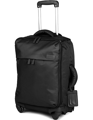 LIPAULT: Original Plume four-wheel cabin suitcase 55cm