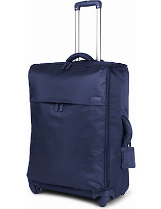 LIPAULT: Originale plume Luggage 4 wheels 72cm
