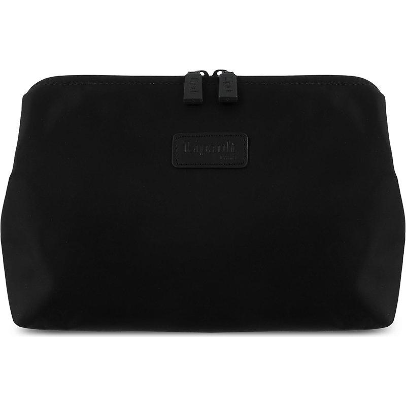 LIPAULT | Lipault Toilet Bag 29cm, Women'S, Black | Goxip