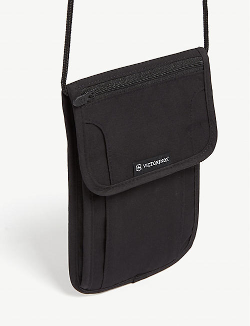 VICTORINOX RFID-protected nylon security pouch