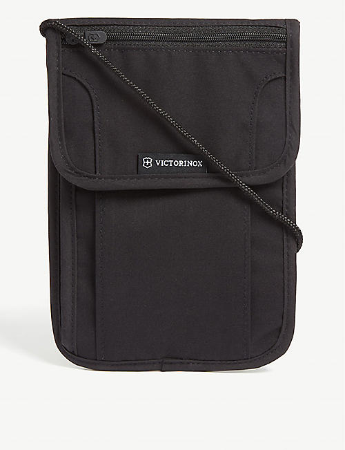 VICTORINOX: RFID-protected nylon security pouch