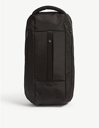 VICTORINOX: Travel sling nylon backpack