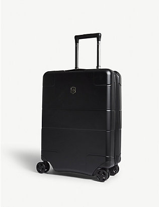 VICTORINOX: Lexicon Global carry-on suitcase 55cm