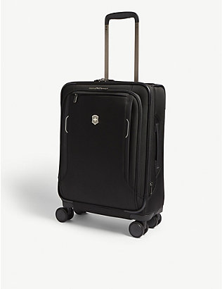 VICTORINOX: Werks Traveler 6.0 four-wheel suitcase 55cm