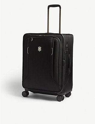 VICTORINOX: Werks Traveler 6.0 four-wheel suitcase 63cm