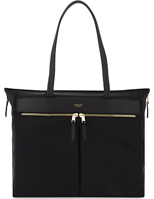 KNOMO: Mayfair Grosvenor nylon tote