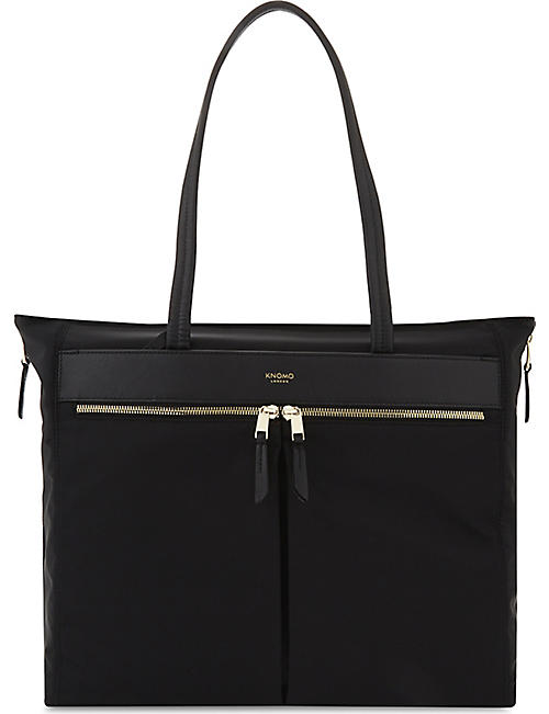 KNOMO Mayfair Grosvenor nylon tote