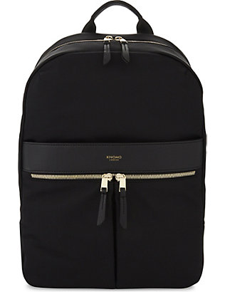 KNOMO: Mayfair Beauchamp shell backpack 8.8l