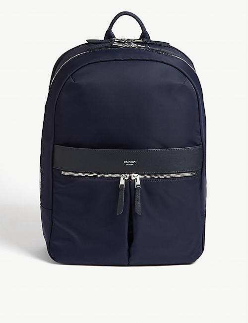 KNOMO: Beaufort nylon laptop backpack