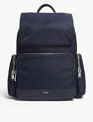 KNOMO Clifford nylon backpack