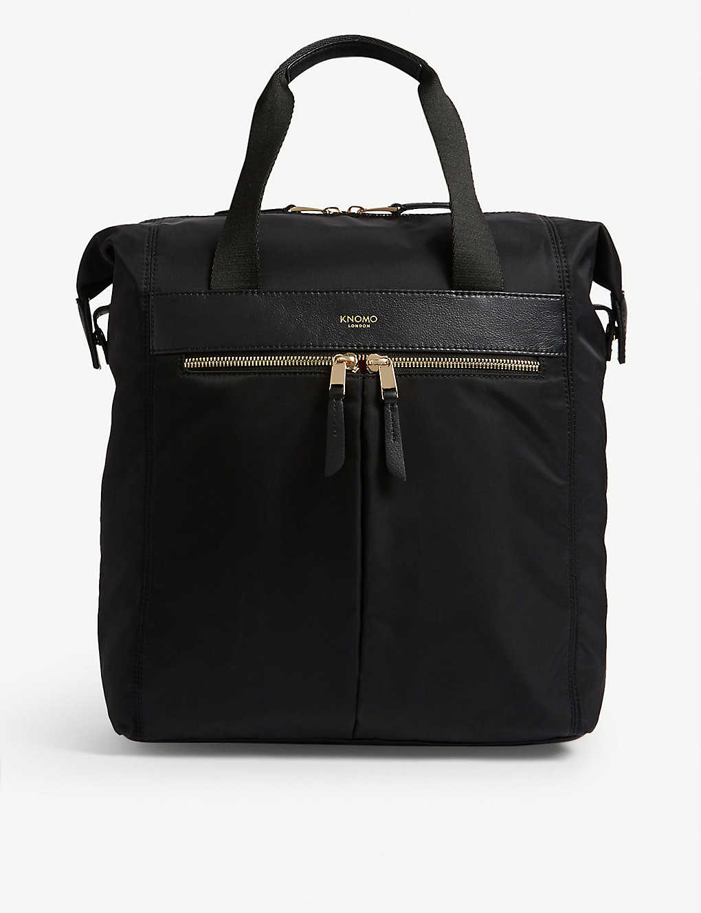 KNOMO: Mayfair Chiltern tote backpack