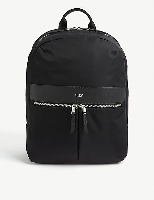KNOMO: Beauchamp nylon backpack