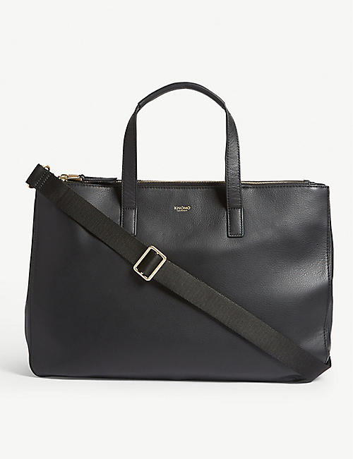 KNOMO Mayfair Derby tote bag