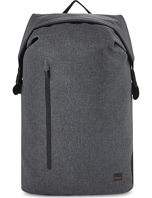956374b8f87a KNOMO Thames Cromwell water resistant laptop backpack 24l