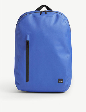 KNOMO Harpsden roll-top backpack
