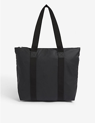 RAINS: Rains tote bag