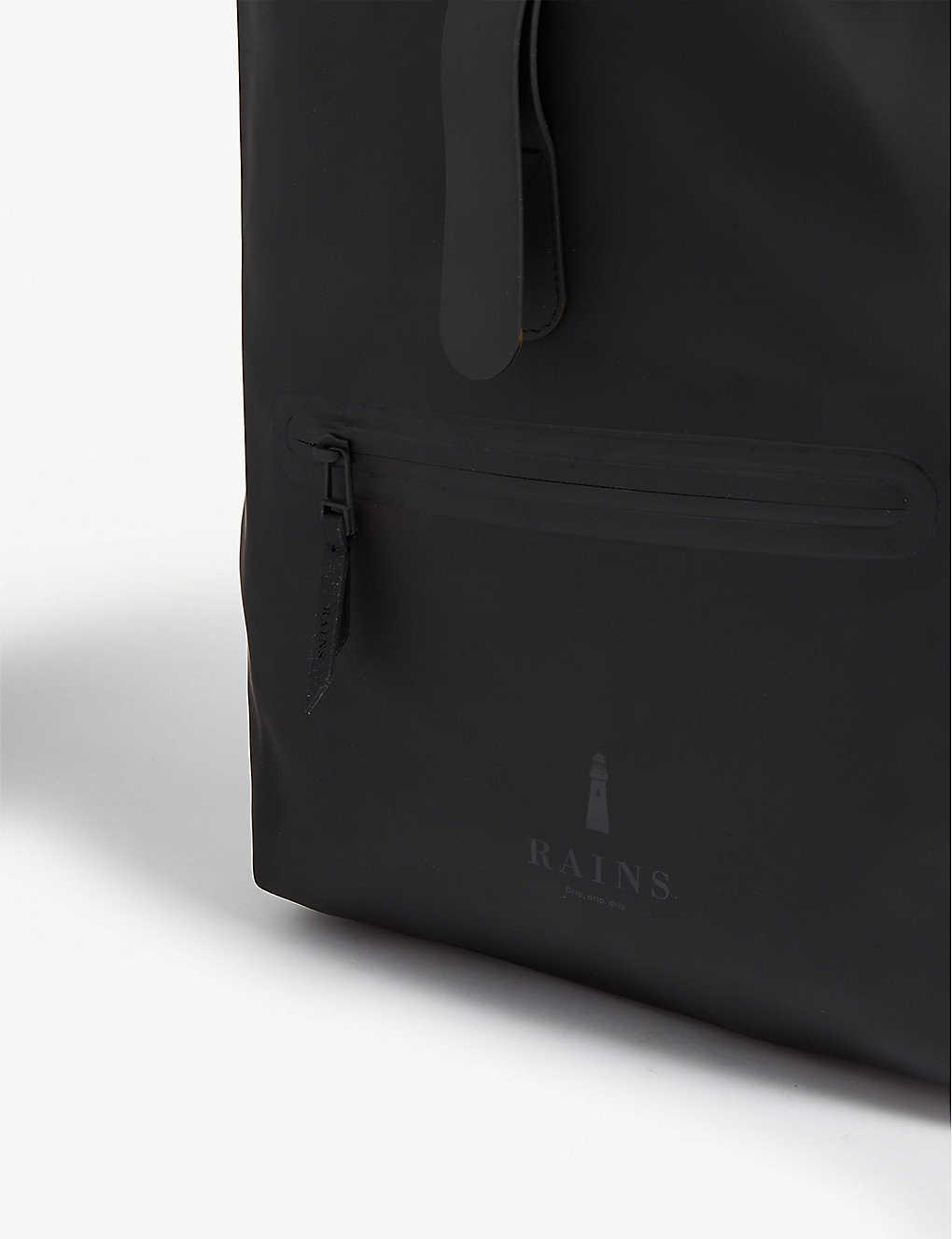 d80cf8fed40 Rolltop water-resistant backpack; Rolltop water-resistant backpack ...