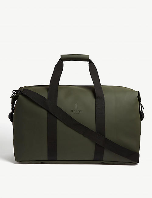 RAINS: Nylon travel bag