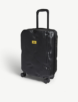 CRASH BAGGAGE Stripe cabin suitcase 55cm