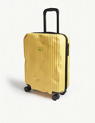 CRASH BAGGAGE: Stripe cabin suitcase 55cm