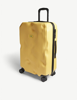 CRASH BAGGAGE Stripe suitcase 68cm
