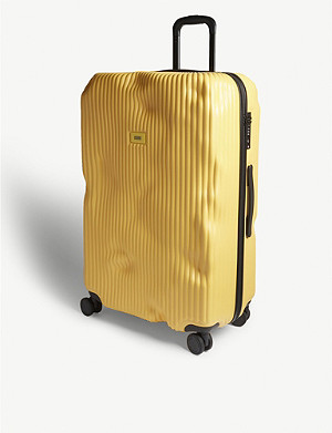 CRASH BAGGAGE Stripe suitcase 79cm