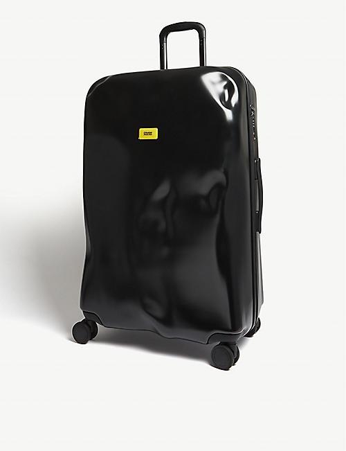 81a919521 CRASH BAGGAGE Icon four-wheel suitcase 79cm