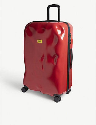 CRASH BAGGAGE: Icon four-wheel suitcase 79cm