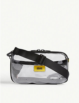 CRASH BAGGAGE: Mini share shoulder bag