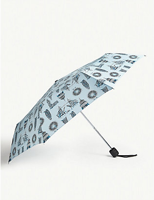 FULTON: Fulton London Landmark Stowaway Deluxe umbrella
