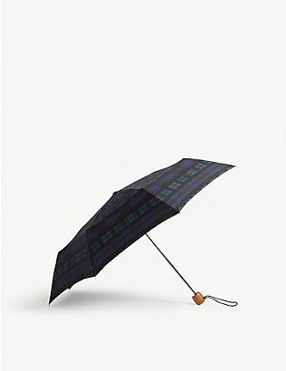 FULTON: Check print umbrella