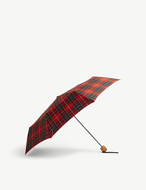 FULTON Check print umbrella