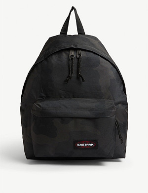 EASTPAK Camouflage Padded Pak'r backpack