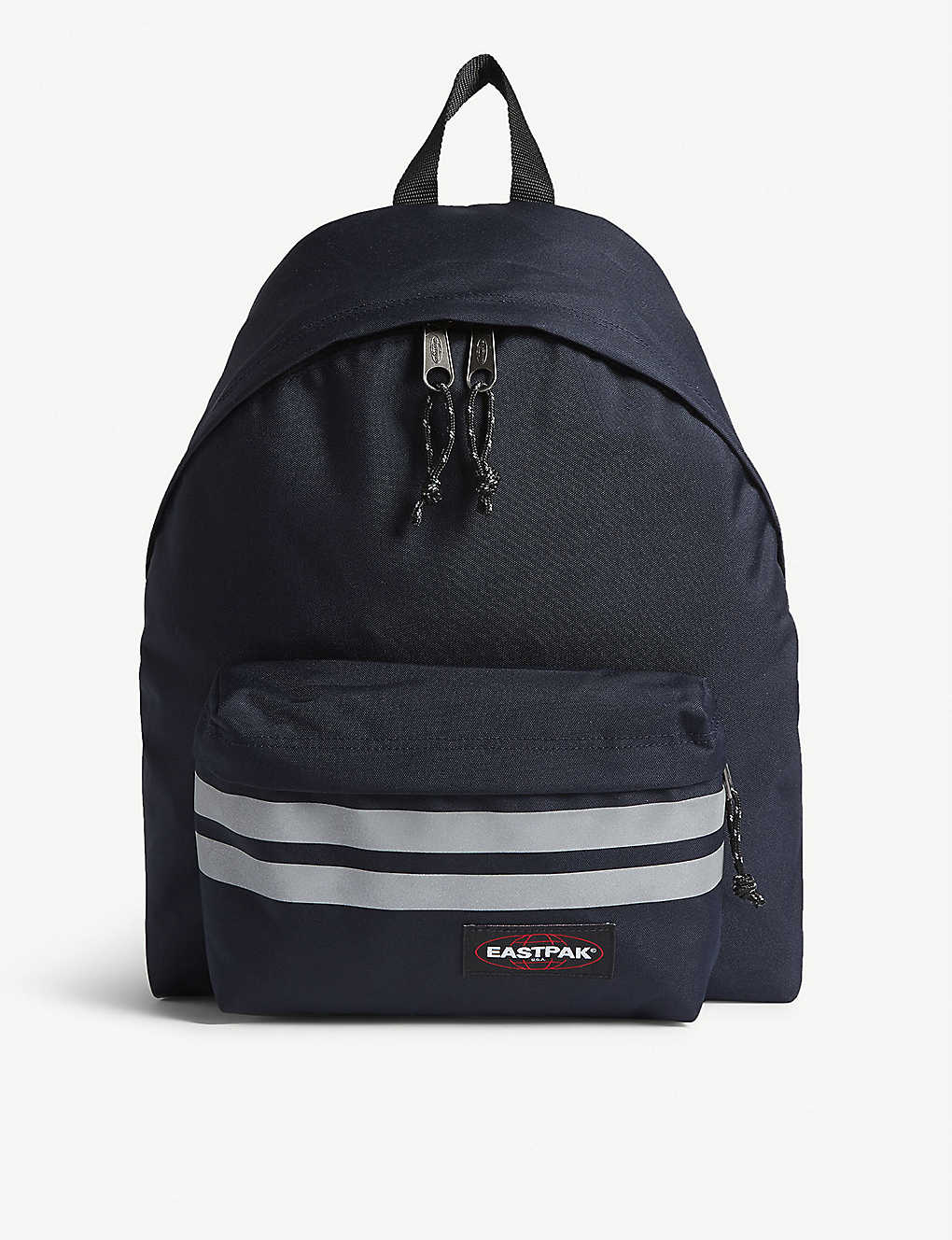 8e8caeefbaf EASTPAK - Padded Pak'r reflective stripe backpack | Selfridges.com