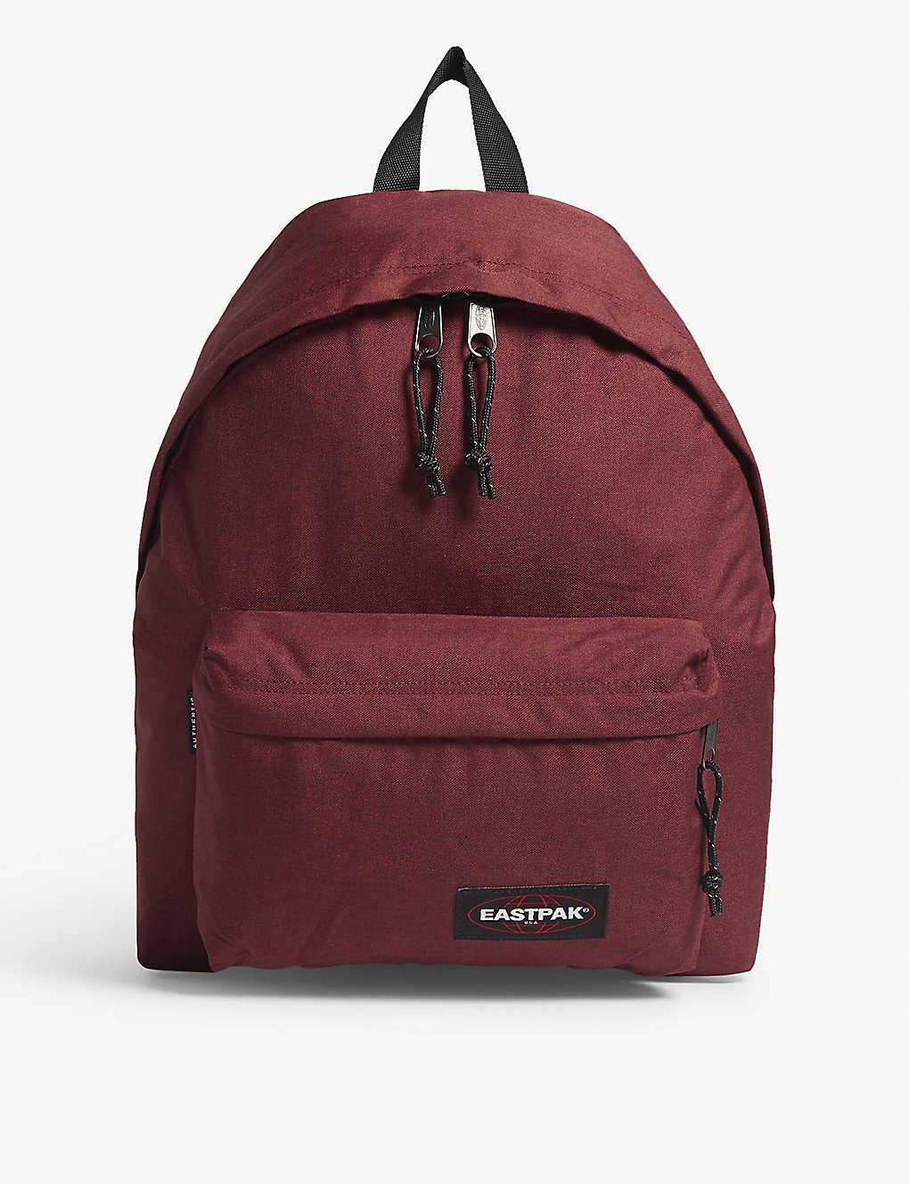 0dedc2091f EASTPAK - Padded Pak'r backpack | Selfridges.com