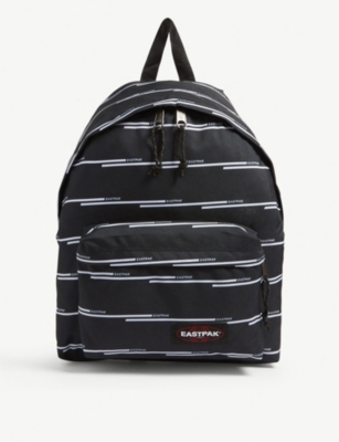 EASTPAK Padded Pak'r Chatty Lines backpack