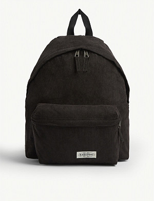 EASTPAK Padded Pak'r Comfy corduroy backpack