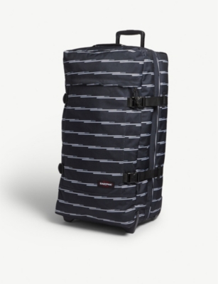 EASTPAK Tranverz L Chatty Lines suitcase 79cm
