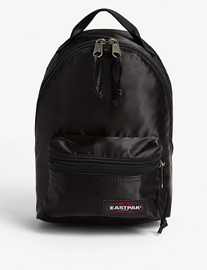 EASTPAK Orbit mini satin backpack