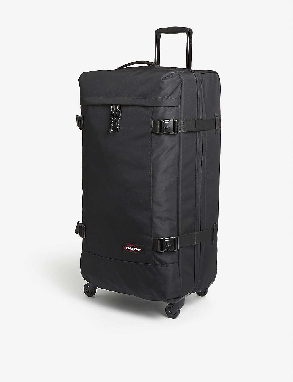 EASTPAK: Tranverz large four-wheel nylon suitcase 79cm