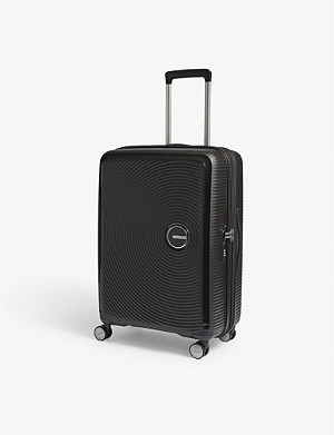 AMERICAN TOURISTER Soundbox expandable four-wheel suitcase 67cm