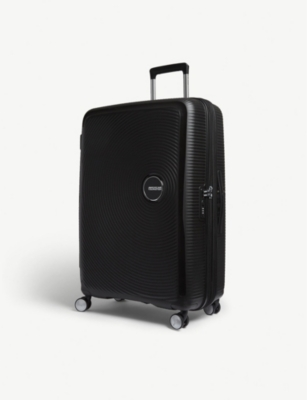 AMERICAN TOURISTER Soundbox expandable four-wheel suitcase 77cm