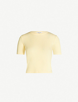 COTTON CITIZEN Verona stretch-jersey top