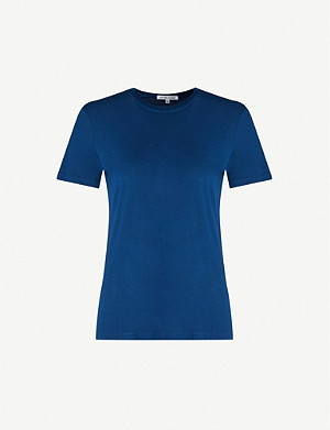COTTON CITIZEN The Classic cotton-blend T-shirt