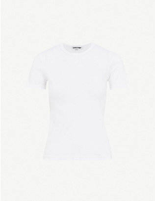 COTTON CITIZEN: Roundneck cotton-jersey T-shirt