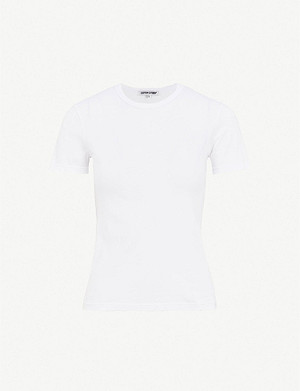 COTTON CITIZEN Roundneck cotton-jersey T-shirt