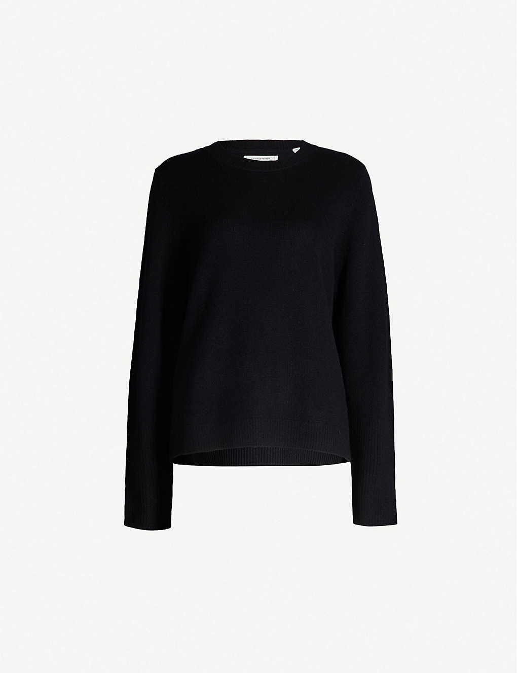 CHINTI AND PARKER: Crewneck cashmere jumper