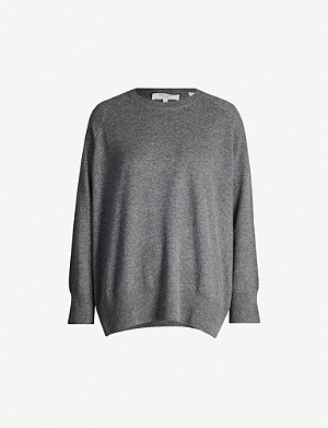 CHINTI AND PARKER Round-neck cashmere jumper
