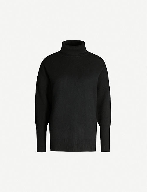 CHINTI AND PARKER Turtleneck cashmere jumper